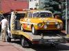 Nasz schnelltransporter z firmy POL-MOT AUTO na chwilę przed odjazdem...