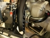 Dorobiona gumowa podstawa akumulatora oraz uchwyt. Kolanka ssące odrestaurowane.
