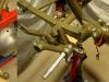 Polakierowane elementy pozwoliły na skompletowanie ramy wózka bocznego.