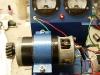 Ok, prądnica złożona, czas na testy - po remoncie podała katalogowe 7A.