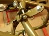 Następnie wszystkie elementy zostały wylakierowane lakierem w półmacie, kolor Olive.