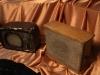 Toczka zwana także kołchoźnikiem czyli głośnik radiowęzłowy z lat 40-tych
