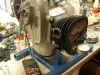 Kontrola symetryczności krzywek zapłonowych i ustawienie zapłony przyspieszonego i opóźnionego.
