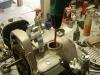 Kontrola działania pompy oleju po zalaniu oleju.