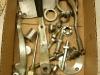 Elementy po naprawie, napawaniu, toczeniu itd są gotowe do ocynku.