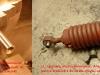 Sprężyny i podstawy siodła zostały zregenerowane sposobem stosowanym także w innych moich projektach