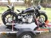 Motocykl został wstępnie objeżdżony i wyregulowany.