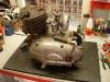 Silnik Pannonia 250 do renowacji.