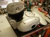 Na życzenie Inwestora silnik po myciu chemicznym został jeszcze wyszkiełkowany.