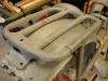 Bagażnik wymaga naprawy, prostowania i poziomowania.
