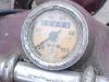 Widok ogólny motocykla. Jest kilka braków, jest też kilka nieoryginalnych elementów.