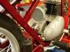 Rama gotowa - można zainstalować tylne zawieszenie, koło i silnik.