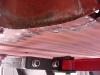 Reperaturka została dopasowana do przetłoczeń w podłodze. To jeden z niewielu elementów które wspawałem na zakładkę więc styk będzie zalany gruntem reaktywnym.