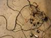 Instalacja sprawdzona, umyta, przewinięta, dodane dodatkowe kable do lamp przeciwmgielnych, wymieniona połowa końcówek