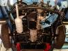 Tył właściwie gotowy, podłącze paliwo, linki, hydraulika, nawiew itd...