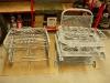 Konstrukcje siedzeń i foteli po lakierowaniu