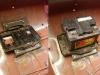 Podstawa akumulatora pozyskana z Tipo wymagała jeszcze przerobienia i wykonania płyt montażowych do nadwozia. Teraz jest OK i można oddać ją do piaskowania. i