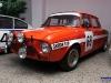 Skoda 120S Rallye w czeskim muzeum w Lany. Wyglądem tego wozu kierowałem się prowadząc prace przy Skodzie.