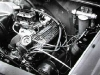 Zmodernizowany silnik z zewnętrznym filtrem oleju i gaźnikiem Weber 40DF