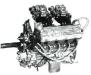 Układ zasilania w S120S Rallye, widoczna zewnętrzna pompa oleju i układ zapłonowy Lucas