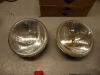 Nowe dodatkowe lampy do pasa przedniego.   /   New headlamps.