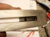 ... spawanie, gwintowanie, wiercenie. I powstała solidna stalowa replika.   /   ....Welding, tapping, drilling. And a solid steel replica.