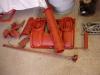 Drobne elementy zostały zapodkładowane  /   Small elements were covered with anti-corrosion primer