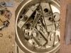 W międzyczasie wypiaskowałem i obrobiłem pudełko róznych drobiazgów do ocynku. / It is preparing small parts for zinc