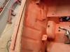 Stare parapety zostały wycięte, wspawane zostały nowe.   /    Old elements were cut, new ones were welded.