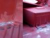 Wszystkie miejsca spawane zostały ponownie wypiaskowane    /   All welded sites were re-sanded