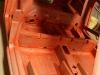 Wnętrze zostało oczyszczone i ponownie zagruntowane   /   The interior was cleaned and repainted anticorrosively