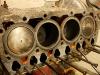 Szybki demontaż głowicy - OK, tłoki są wypukłe czyli to 110R.  /  Quick engine head dismantling , pistons are arching, it's 110R.
