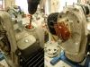 Ogarnięcie spraw rozrządu pozwoliło dokończyć montaż całości wraz z regulacją ostateczną zapłonu. Przed zamontowanie tzw.plastra - zalanie oleju i kontrola działania pompy oleju.