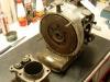 Inwestor jadąc po odrestaurowany motocykl przywiózł drugi silnik do renowacji. Silnik jest niekompletny.