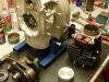 Pozostałe elementy przygotowane - czas składać silnik.