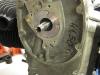 W silniku K750 także zdecydowałem oo zastosowaniu dorobionego gniazda simmeringu.