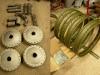 Bębny po szkiełkowaniu, elementy zawieszenia po piaskowaniu. Felgi wylakierowane, są też nowe ocynkowane szprychy.