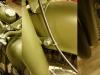 Odrestaurowane lusterko, dorabianie uchwytów linek, gumowej końcówki odmy itd itp.