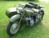 Motocykl gotowy.