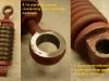 Fotostory procesu remontu zawieszenia siodła.
