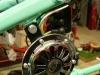 Motocykl ma instalację w izolacji bawełnianej.
