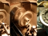 Wytaczanie korpusu pod simmering, obróbka miejsc napawanych  i sposób zabezpieczenia śrub koła talerzowego.