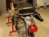 Montaż tyłu motocykla.