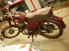 Motocykl WSK M06 Z2 - wstępne założenie jest takie by renowację przeprowadzić w stylu vintage - czyli renowacja mechaniczna z pozostawieniem oryginalnego lakieru.