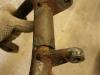 Jeszcze wspawanie tulei łożyskujących podnóżek i odboju i można zakładać.