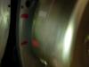 Zapłon został ustawiony na lampę stroboskopową po uprzednim oznaczeniu punktu zapłonu 3mm przed GMP.